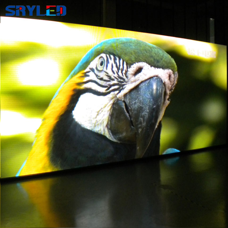 Led panel screen indoor p3.91 led video wall advertising led cabinet wholesales