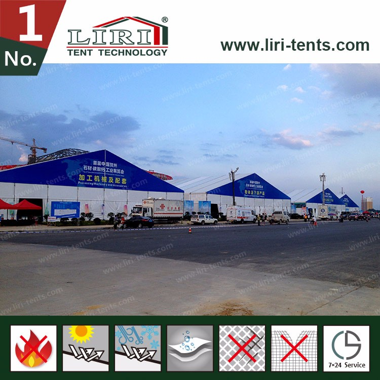 Different sizes large tent floor for exhibition