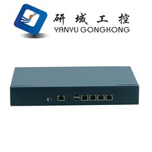 Cina shenzhen D525 Desktop vpn router più piccolo fanless 4 <span class=keywords><strong>porta</strong></span> LAN Firewall server di rete server VPN router