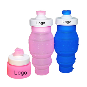 Wholesale 520ml Sport Bottle Student Kid Water Bottle With Straw