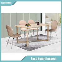 mdf top round dining table furniture