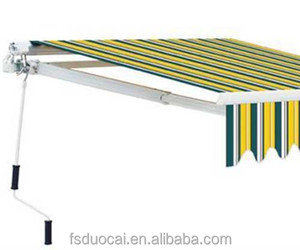Custom Size Used Aluminum Awnings For Sale