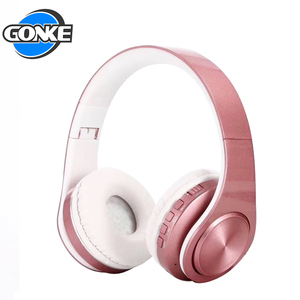 Mobile sport headset sport fones de ouvido wireless headphone silent disco macaron bluetooths headphone