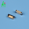FPC 1.0mm pitch FPC FFC 5 pin Flat Cable Connector H2.0mm