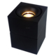 Black Cube adjustable 7W dimmable COB led downlight