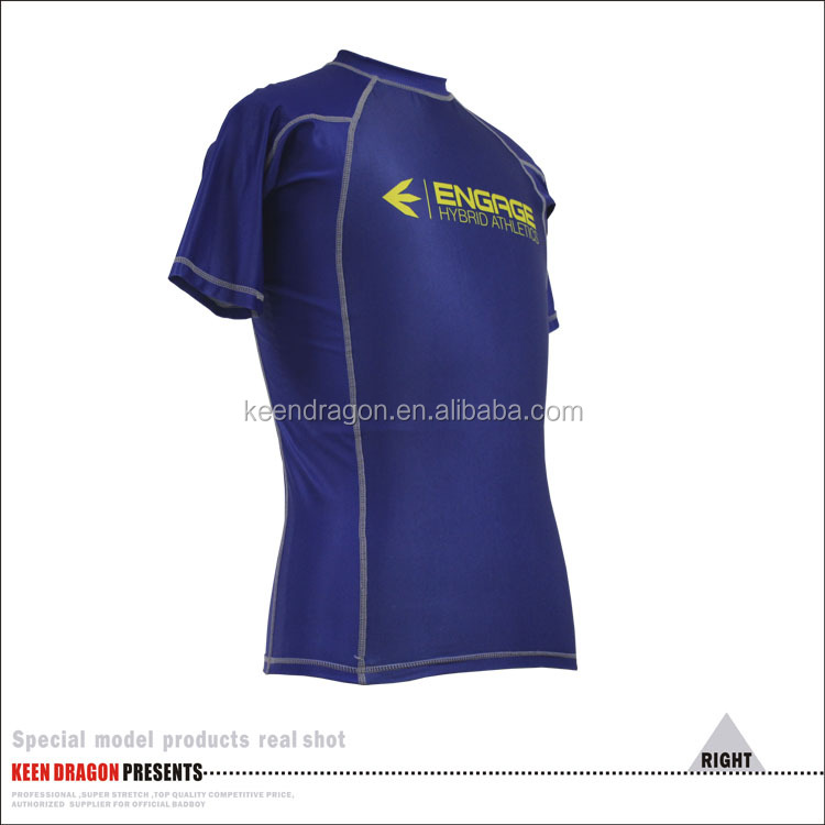 Free Design Mock Up Custom Printed Bjj Rash Guard - Buy Custom Printed Rash  Guard,Bjj Rash Guard,Rash Guard Product on Alibaba com