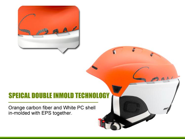 En 1077 Ski Helmet