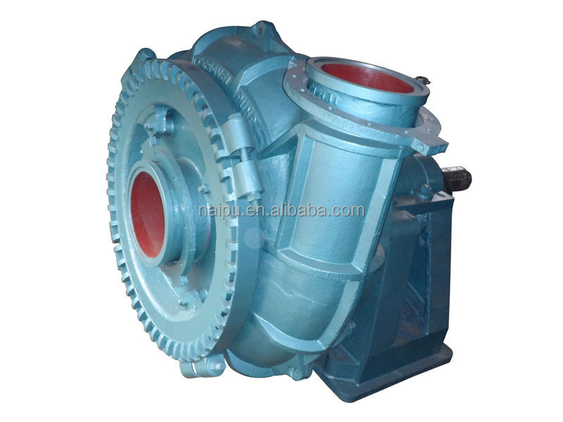 Sand pump with Rockwell hardness above 58. It is such a useful wear-resistant sand pump