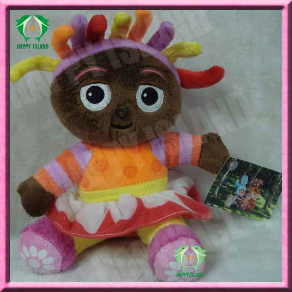 HI EN71 Funny In The Night Garden Toys