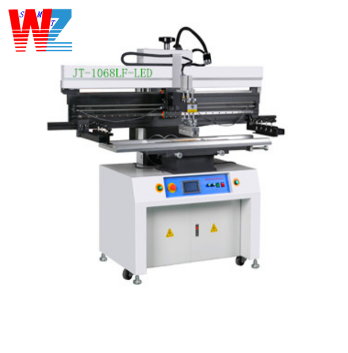 SMT semi automatische PCB printer semi PCB printer