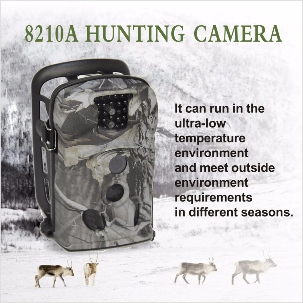 Night Vision Hidden Outdoor Spy Infrared Thermal Wireless Waterproof Hunting Trail Camera