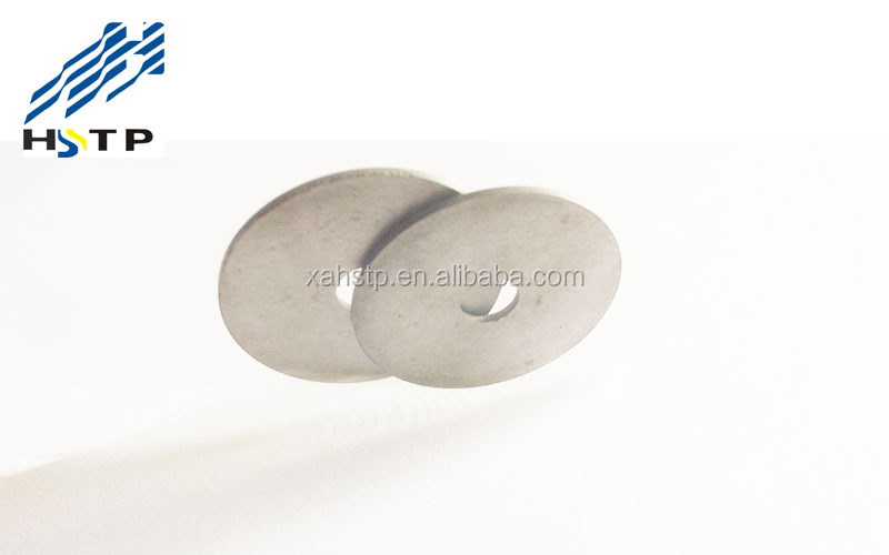 High density wearable disc/ring /plate/rod/ tungsten alloy parts processing for Abrasive Tool Parts