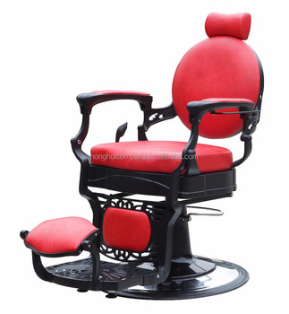 Heavy Duty Vintage Barber Chair Salon Equipment and Furniture Wholesale