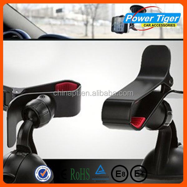 360 degree rotation car phone holder auto mobile phone holder