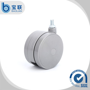 BLN-100T large ball steinco retractable casters