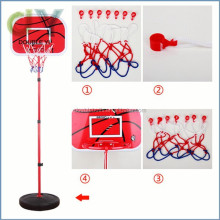 Custom Height Adjustaball Indoor or ourdoor Basketball Hoop ,mini basketball set