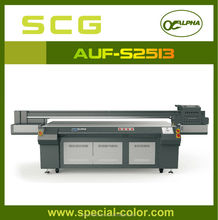 Alpha LED UV panels Printing Machine with Seiko Print Head