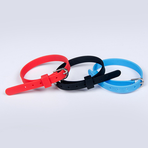 Factory price Oem adjustable bulk cheap silicone hand band