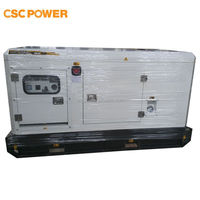 Hot sale!! with cummins engine Silent Diesel Generator 50kva