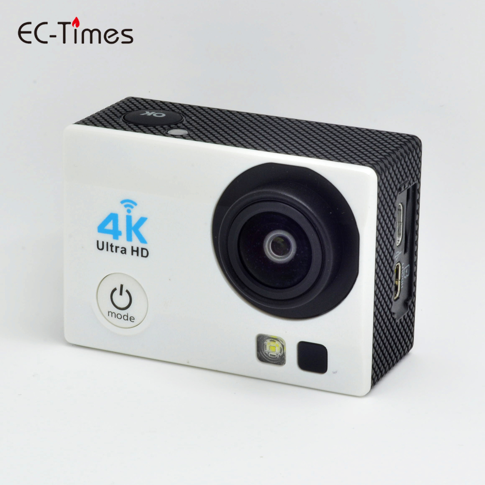 Ultra Hd Traveler Go pro Webcam action camera with 900Mah Battery
