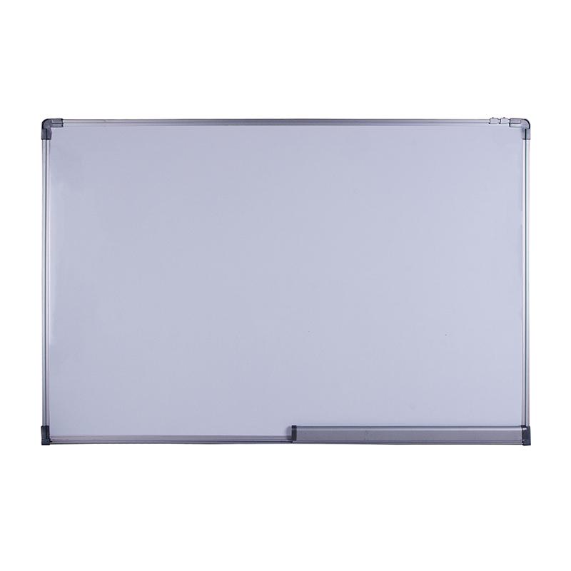 Professionele Populaire Office School Magnetische Droge Wissen Combo Tack White Board in aluminium frame