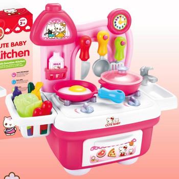 Kindergarten Toys Kids Toy Kitchen Sets Little Girl Toy Kitchen For