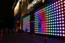 indoor outdoor full color LED dot light dmx controlling system