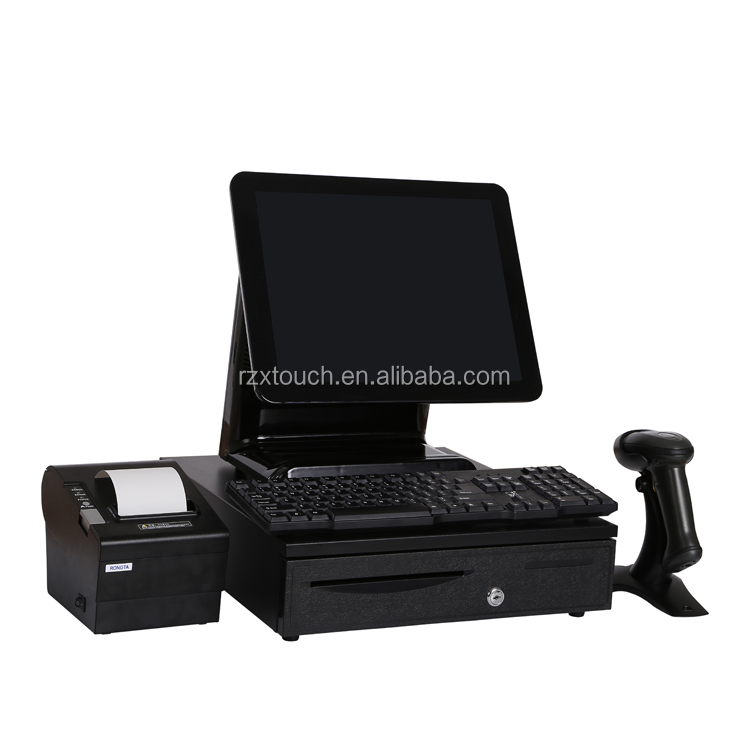 VFD pos printer touch android PC pos computer