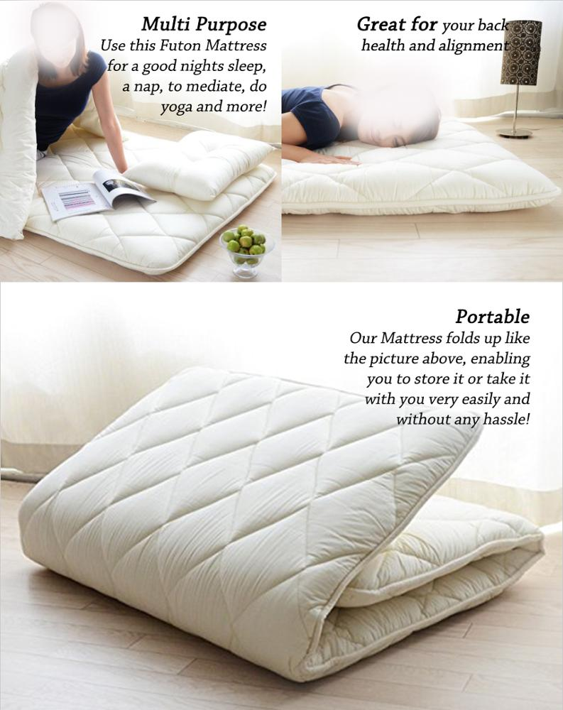 Japanese Floor Mattress Sleeping Pad