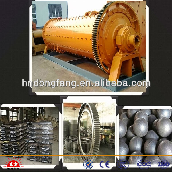 Professional lead Oxide Ball Mill From NO.1 Dongfang Group