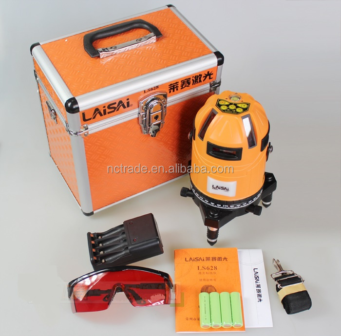 Professional Laisai LS628 cheap laser land leveling on promote