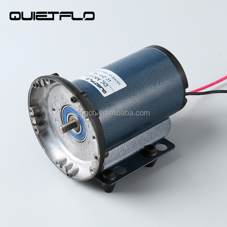 36V 1700RPM CE Micro Motor , electric water pump motor