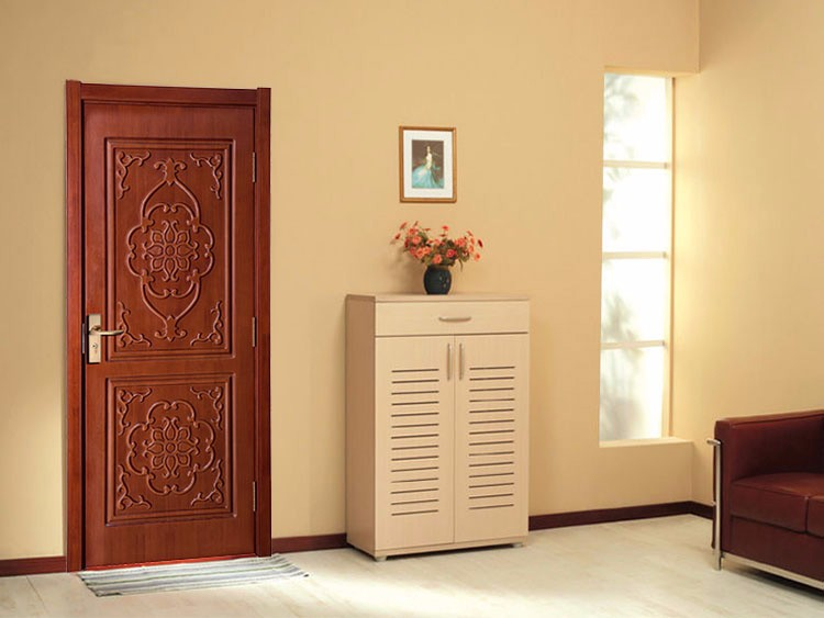 Teak wood main door designs for houses - Wooden main gate design for home ...