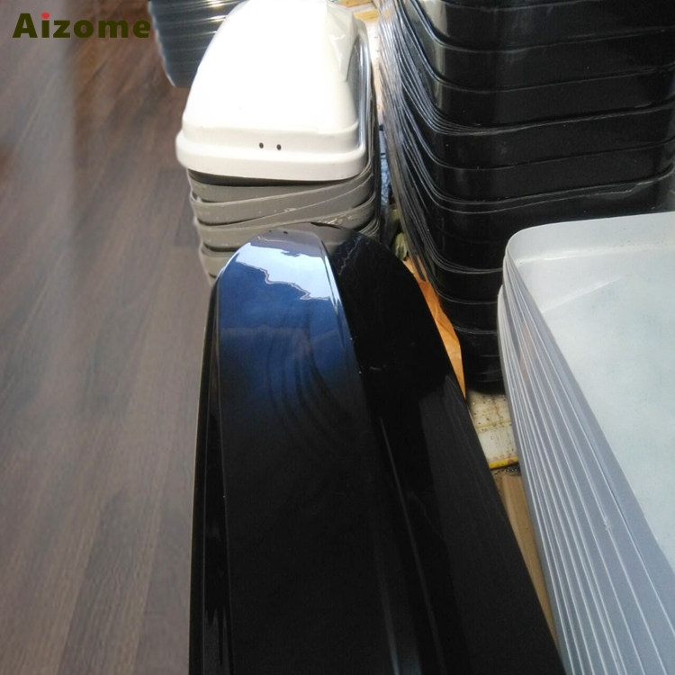 Brand New AIZOME Competitive Price Customized Size ABS Material Car Roof Luggage Box