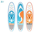 Fissot manufacturer supply inflatable sup paddle board with paddle OEM