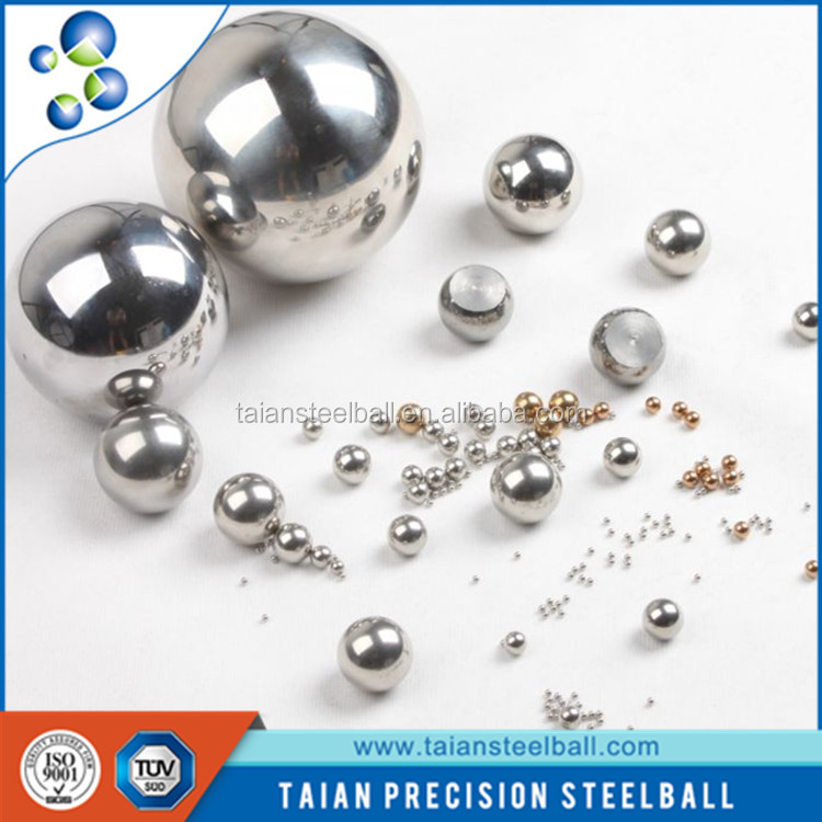 AISI non-standard All size AISI hollow metal ball aluminum ball and steel ball