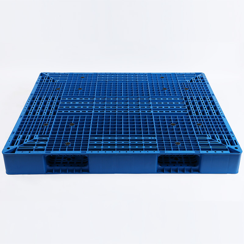 1500*1300*150 millimetri Blu doppio fronte hdpe pallet in plastica made in China