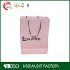 Wholesale Logo printed updated cheap paper shopping bags