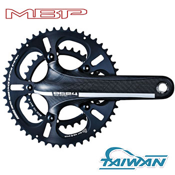 High Quality Bicycle crank 50/34T Carbon Crankset