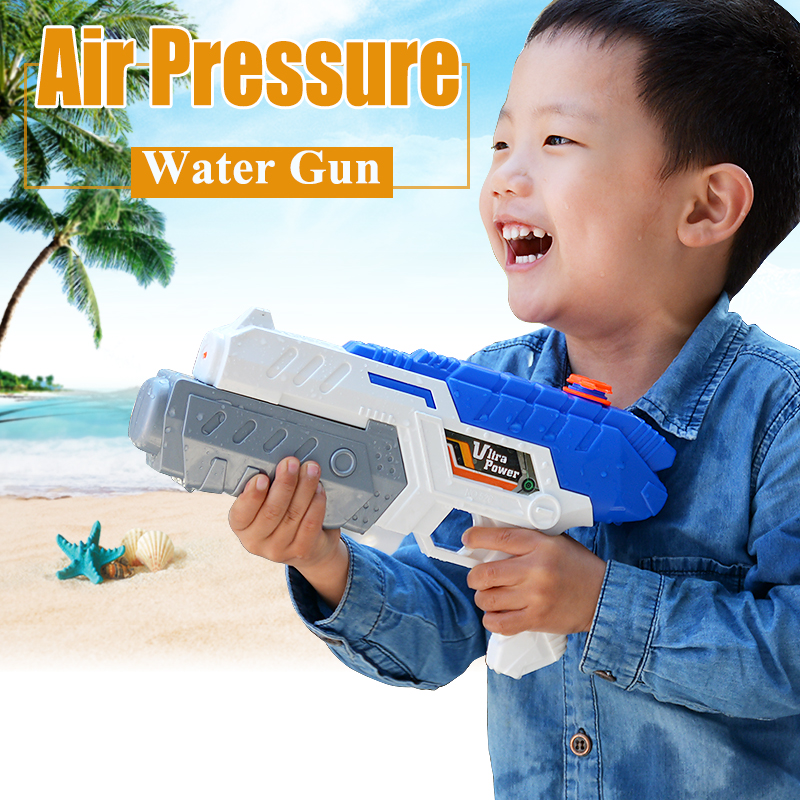 Summer Kids Toy ABS Plastic High Pressure Pump Powered Water <strong>Gun</strong>