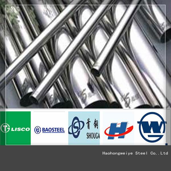 Sus 303 Stainless Steel Welding Pipe