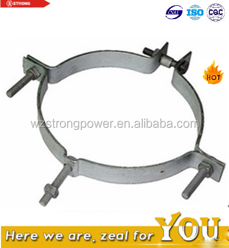 High Quality Pole Banding Clamp Mounting Clamp Adapter with Low Price