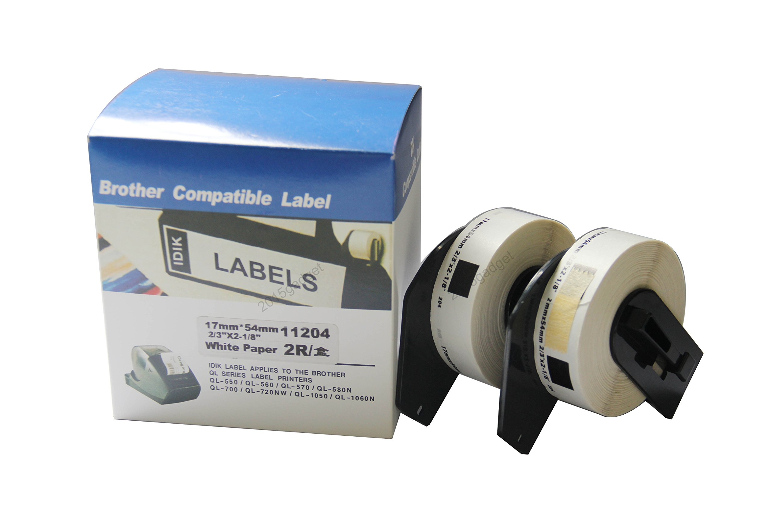 90 DK-1204 Replacement Rolls Compatible w// Brother