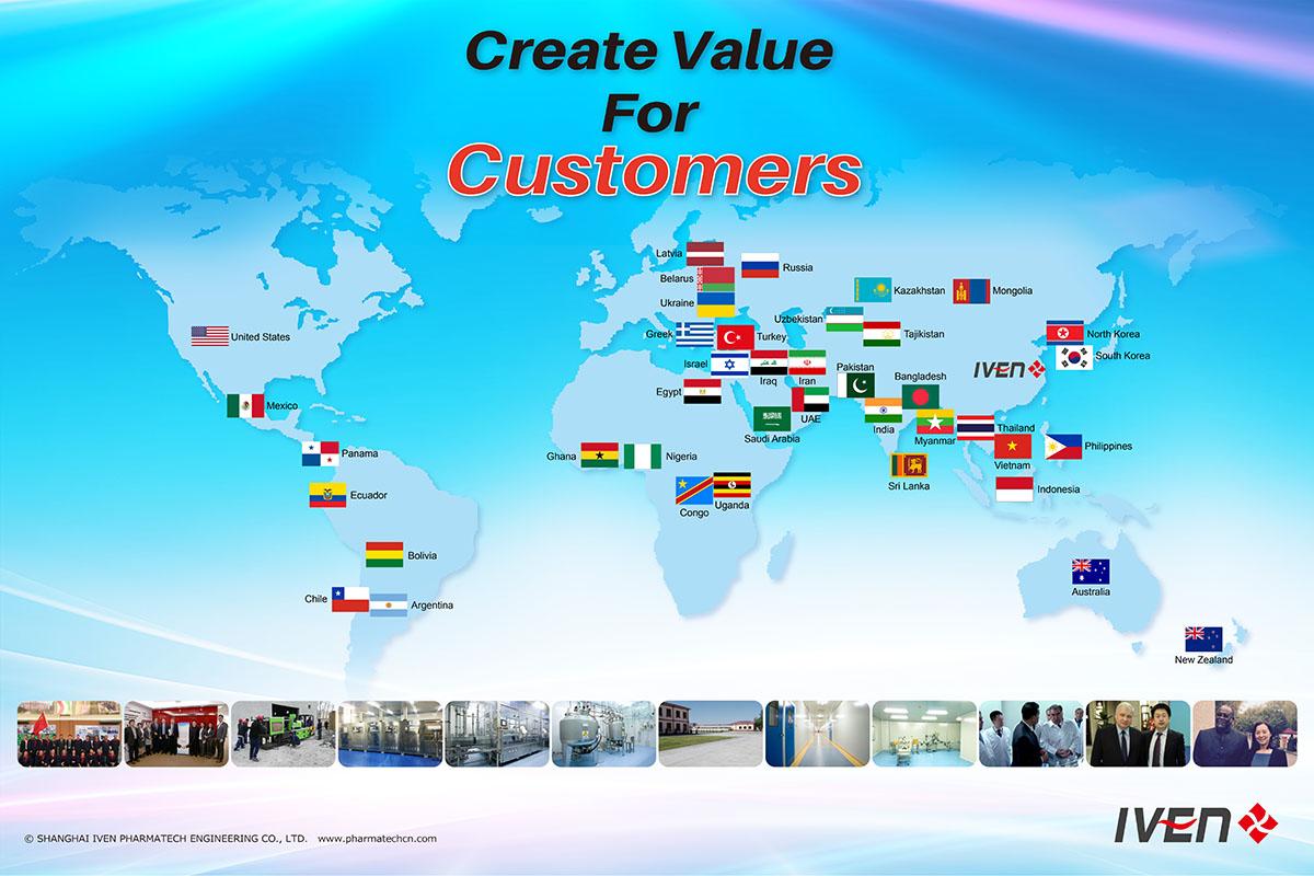 Shanghai Iven Pharmatech Engineering Co Ltd Default