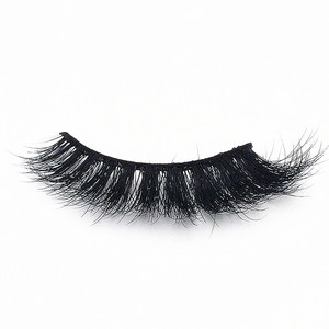 False Faux Silk Lashes 3D 4D 5D Mink Lash Lift Vendor with Full Strip