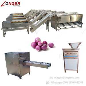 Industrial Sorting Cleaning Cutting Onion Peeler