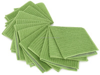 Best price wholesale microfiber cleaning Excellent for dish drying kitchen messes and general household cleaning