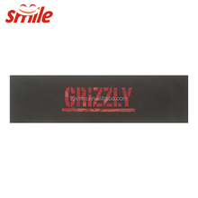 GRIZZLY Multi Color Waterproof Skateboard Grip Tape