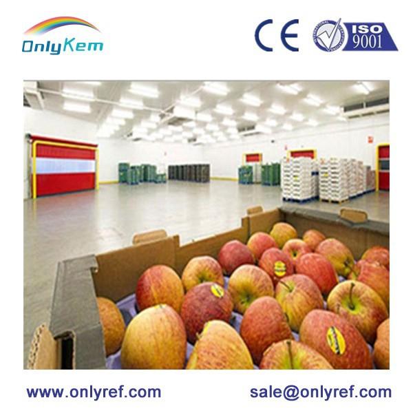 Chambre froide pour les fruits et l gumes chambre froide for Temperature chambre froide fruits et legumes