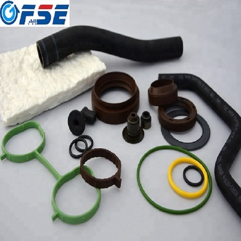 FLUOROPOLYMER FKM RUBBER COMPOUND BDF401HP